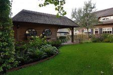 Den Hartog riet - Poolhouse met lounge