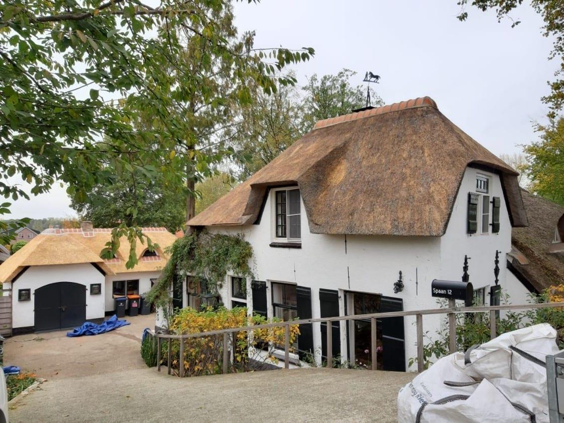 Den Hartog riet - Renoveren & vervangen in Arkel
