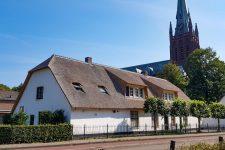 Den Hartog riet - Vervangen rieten dak IJsselstein