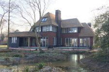 Den Hartog riet - Rietdekken villa in Heerjansdam