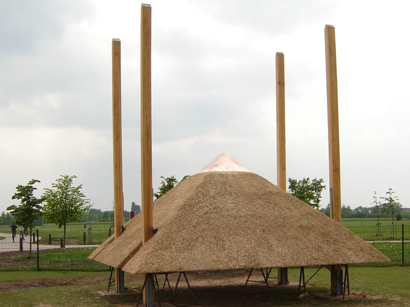 Den Hartog riet - Hooiberg te Arnhem