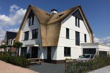 Den Hartog riet - Project met 18 woningen
