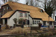 Den Hartog riet - Woonboerderij met een nieuw dak