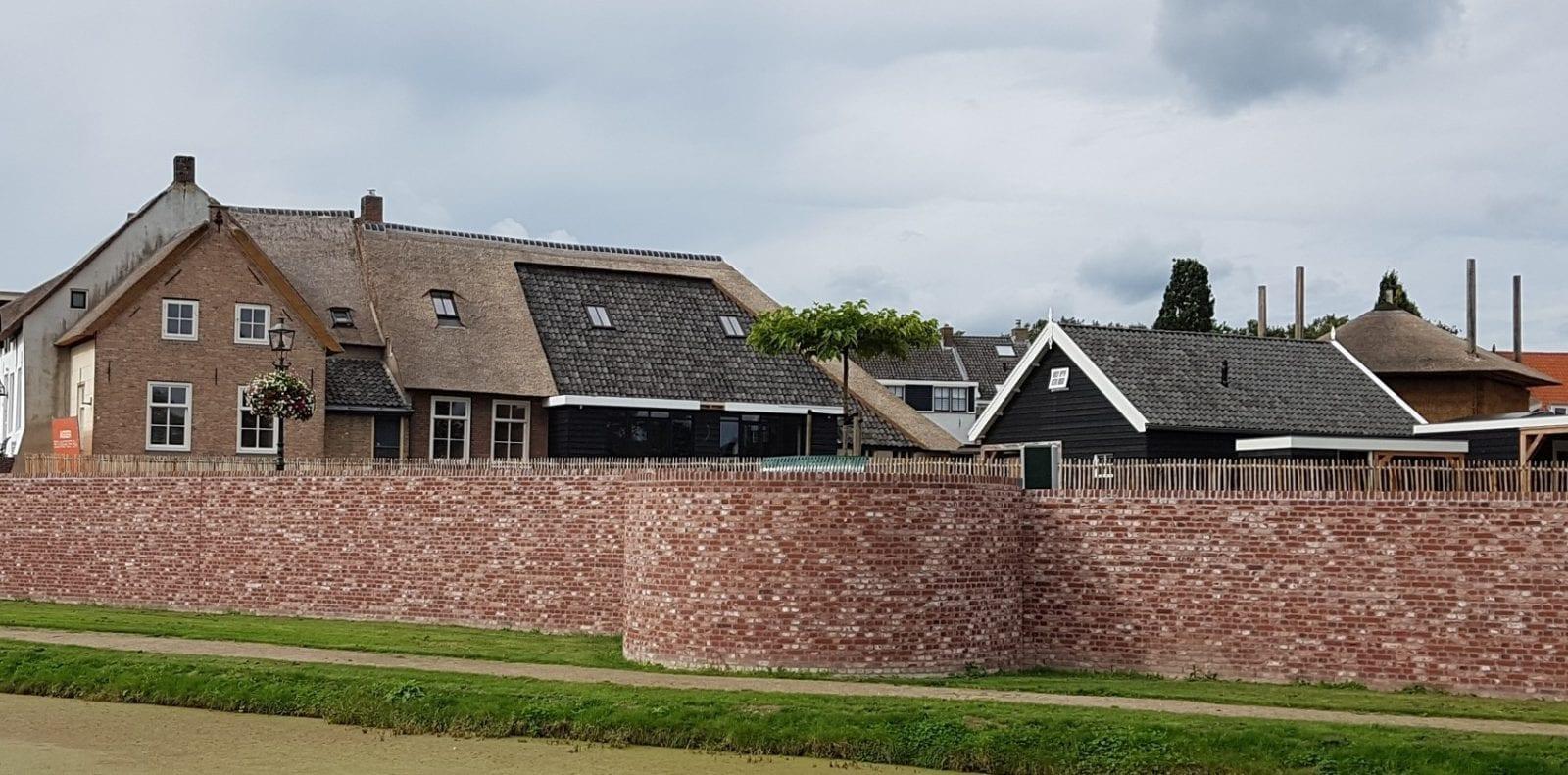 Den Hartog riet - Monumentale Stadsboerderij te Heukelum