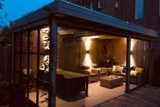 Den Hartog riet - Moderne Veranda