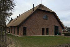 Den Hartog riet - Rieten dak woonboerderij