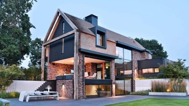 Rietdekker - Modern rieten dak