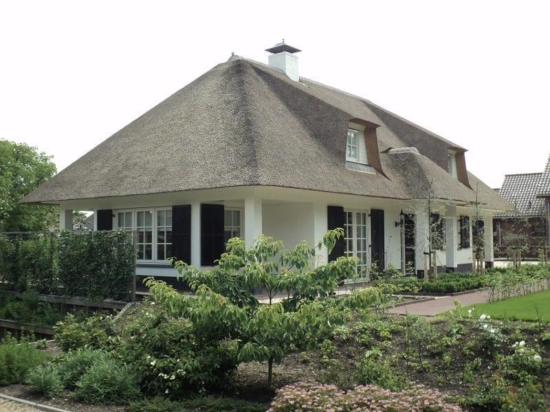Stijlvolle villa te Schoonrewoerd