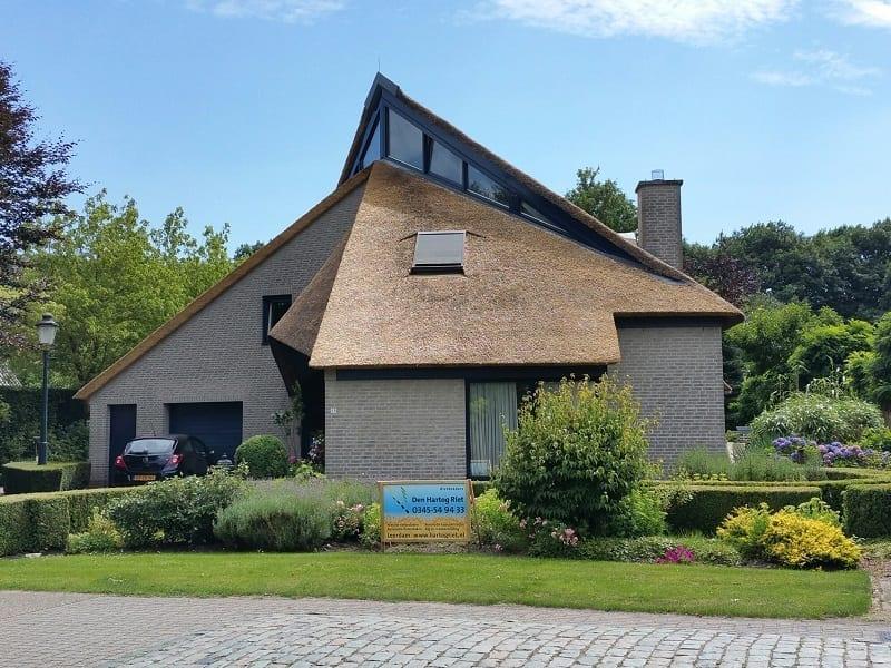 Den Hartog riet - Exclusieve woning Oosterhout