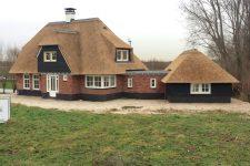 Den Hartog riet - Landhuis te Werkendam