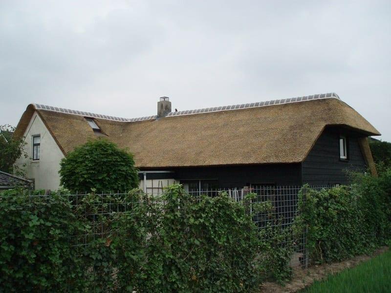 Woonhuis dakbedekking in Meteren