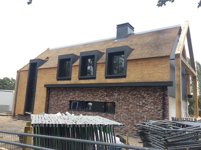 Den Hartog riet - Rosmalen, Breuk kap Villa