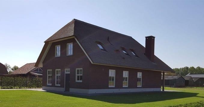 Villa rieten dak - Tot wel 30 jaar plezier van uw dak